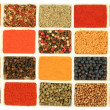 Colorful seasoning — Stock Photo