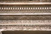 Rome - ancient decorations — Stock Photo