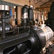 Pumping station — Stock Photo