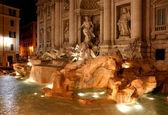 ローマのランドマーク - ディ トレビ — ストック写真