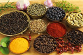 Spices ang herbs — Stock Photo