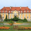 Kochcice palace in Poland - Stock Photo