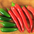Peppers. - Stock Photo