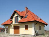 House in Poland — Stock Photo