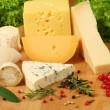 Cheese — Stock Photo #9821762