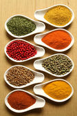 Food ingredients — Stock Photo