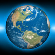 Planet earth — Foto de Stock