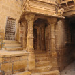 Stock Photo: Street view of Jaisalmer