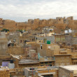 Jaisalmer city view — Stock fotografie