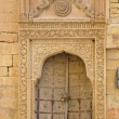 street view of jaisalmer — Stock Photo