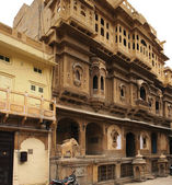 City view of Jaisalmer — Stock Photo