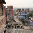 city palace in karauli — Stock Photo