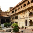 City Palace in Karauli — Stock Photo #10448547