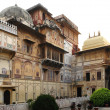 City Palace in Karauli — Stock Photo #10448557