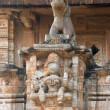 Architectural detail in India — Stockfoto