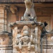 architectonische details in india — Stockfoto