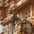 Architectural detail in India — Stock fotografie