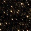 Starry sky background — Stock Photo
