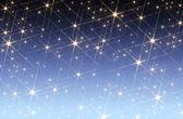 Starry sky background — Stock Photo