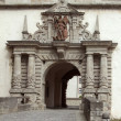 Historic entrance — Stockfoto