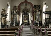 Kostel v bavorsku — Stock fotografie