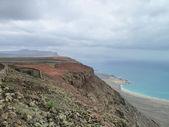Landscape at Lanzarote — Stock Photo