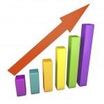 3d Statistics — Stock Photo #8502875