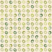 绿色圆圈 — 图库矢量图片