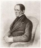 Prince Pyotr Andreyevich Vyazemsky or Petr Andreevich Viazemsky — Stock Photo