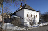 Russia. Yaroslavl. House Ivanov. — Stock Photo