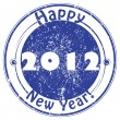 2012 happy new year — Stock Photo #10274722