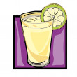 Clip art lemonade — Stock Photo