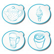 Royalty-Free Stock Photo: Doodle icons