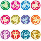 Zodiac sign — Stock Photo