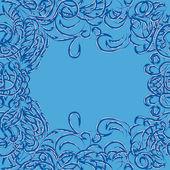 抽象的なシームレス パターン — ストックベクタ
