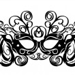 Royalty-Free Stock Vector Image: Vector carnival masks