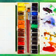 Box of Watercolors — Stock Photo #10208217