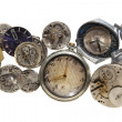 Old clocks — Stock Photo #10538299