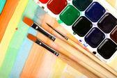 Watercolor — Stock Photo