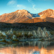 Mono Lake at Dawn — Stock Photo