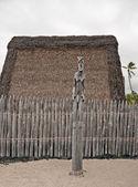 Puuhonua O Honaunau National Historical Park Big Island Hawaii — Stock Photo