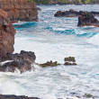 Maui Coastline lavrocks Hawaii Islands — Stock Photo #8753473