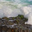 Maui Coastline lavrocks Hawaii Islands — Stock Photo #8753534