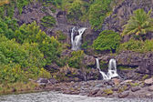 Maui's Seven Sacred Pools — Stock Photo