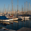 Stock Photo: Morning in port