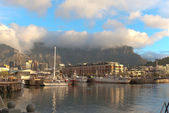 Kapstadt waterfront, Cape Town — Stock Photo