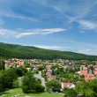 Panorama of Miskolc — Stock Photo