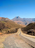 Northern Drakensberg — Stock Photo