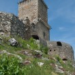 Tower of the fort Diosgyor - Stock Photo