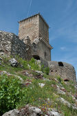 Tower of the fort Diosgyor — Stock Photo